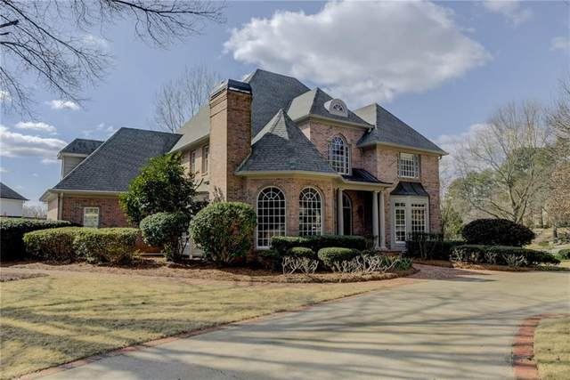 4420 River Bottom Drive, Peachtree Corners, GA 30092 (MLS #6683756) :: Scott Fine Homes