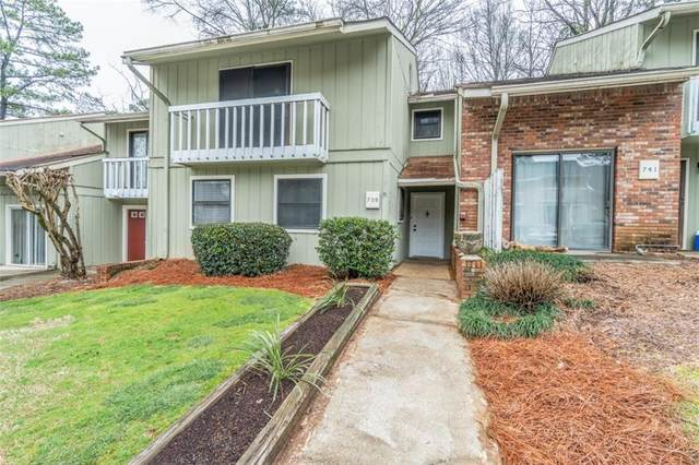 739 Somerset Court SE, Marietta, GA 30067 (MLS #6683758) :: North Atlanta Home Team