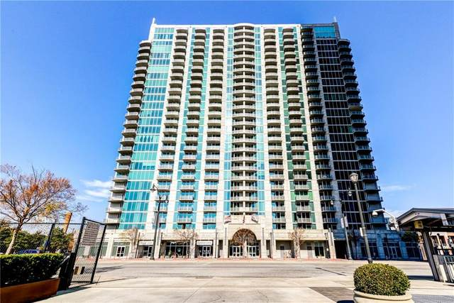 361 17th Street NW #1502, Atlanta, GA 30363 (MLS #6683786) :: Thomas Ramon Realty