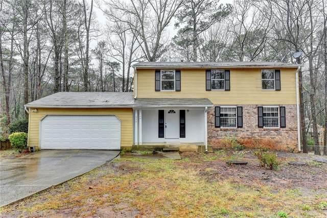 996 N Millard Way, Stone Mountain, GA 30088 (MLS #6683792) :: RE/MAX Prestige