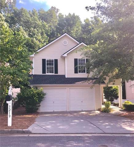 3219 Liberty Commons Drive NW, Kennesaw, GA 30144 (MLS #6683803) :: RE/MAX Paramount Properties