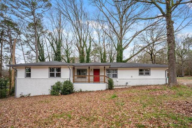 5364 Flat Shoals Parkway, Decatur, GA 30034 (MLS #6683808) :: The Zac Team @ RE/MAX Metro Atlanta