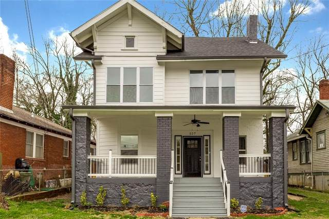 527 E Ontario Avenue SW, Atlanta, GA 30310 (MLS #6683811) :: RE/MAX Paramount Properties