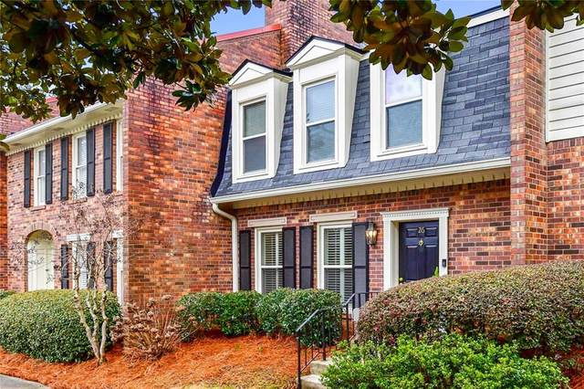 26 Jefferson Hill Place NE #26, Atlanta, GA 30342 (MLS #6683835) :: Good Living Real Estate