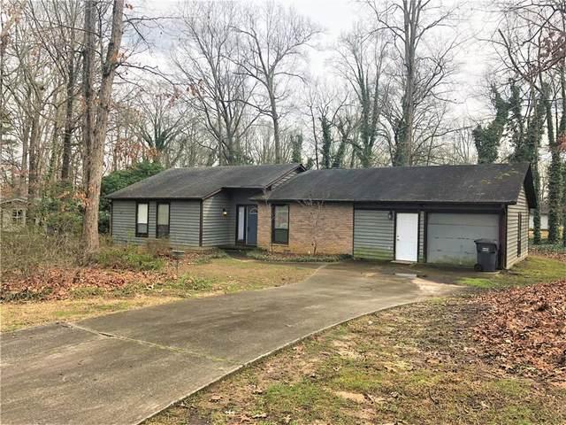 1172 Sandalwood Drive, Lawrenceville, GA 30043 (MLS #6683838) :: The Heyl Group at Keller Williams