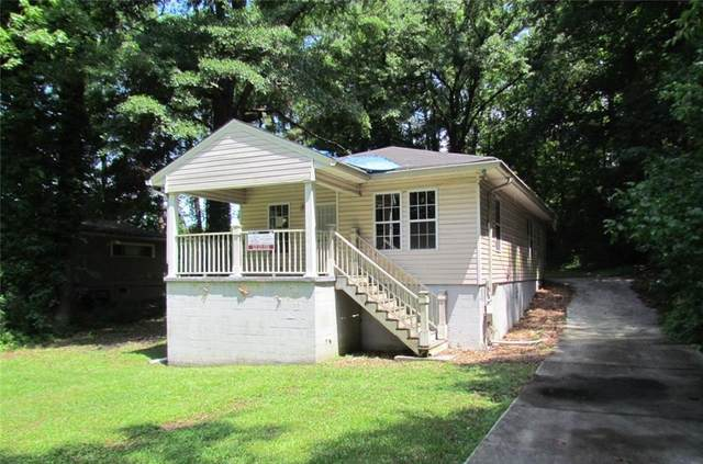 3181 Oakcliff Road NW, Atlanta, GA 30311 (MLS #6683846) :: North Atlanta Home Team
