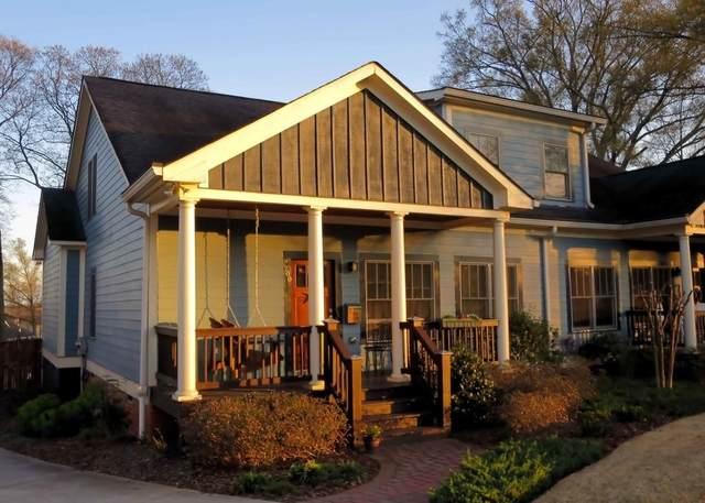 700 Frasier Circle SE, Marietta, GA 30060 (MLS #6683850) :: North Atlanta Home Team