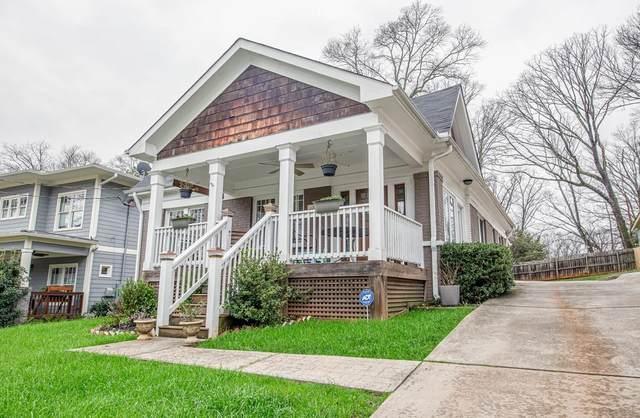 2286 Oakview Road NE, Atlanta, GA 30317 (MLS #6683855) :: The Hinsons - Mike Hinson & Harriet Hinson