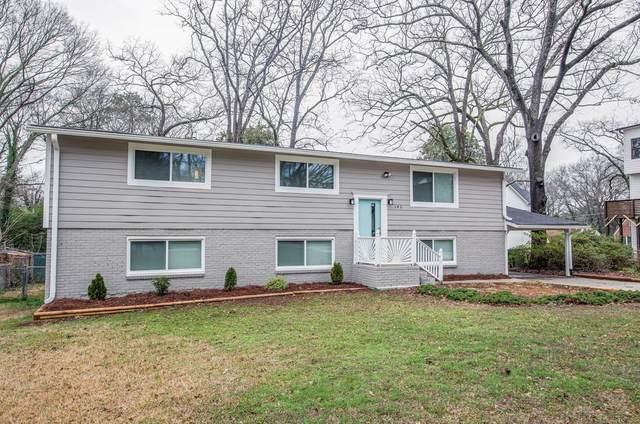 145 Spence Avenue SE, Atlanta, GA 30317 (MLS #6683860) :: The Hinsons - Mike Hinson & Harriet Hinson