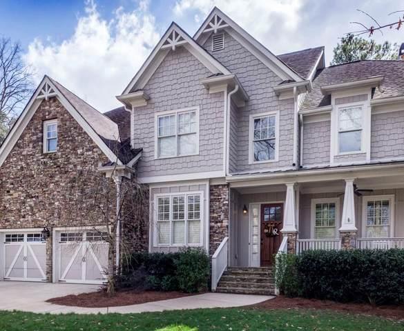 1572 Gaylor Circle SE, Smyrna, GA 30082 (MLS #6683865) :: Kennesaw Life Real Estate