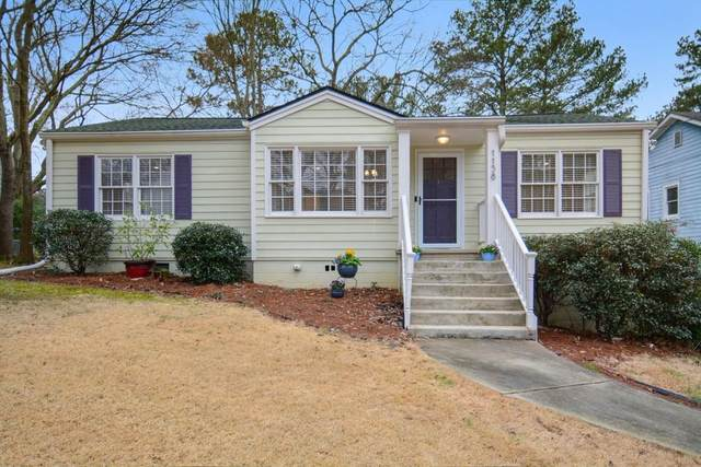 1158 Vista Trail NE, Atlanta, GA 30324 (MLS #6683868) :: RE/MAX Paramount Properties