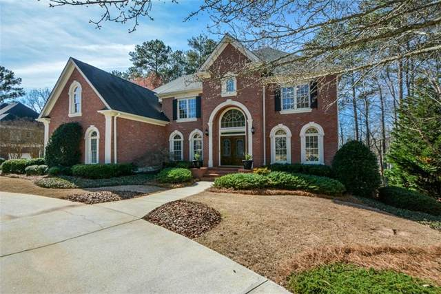 210 Oakhurst Leaf Drive, Alpharetta, GA 30004 (MLS #6683873) :: North Atlanta Home Team