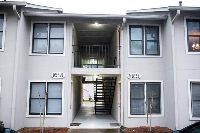 1355 Branch Drive #1355, Tucker, GA 30084 (MLS #6683876) :: The Heyl Group at Keller Williams