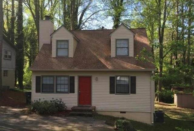 2391 Melody Lane NW, Kennesaw, GA 30152 (MLS #6683879) :: North Atlanta Home Team