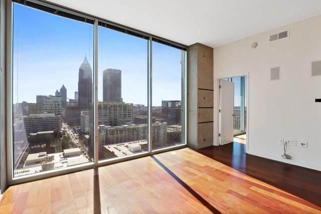 855 Peachtree Street NE #2105, Atlanta, GA 30308 (MLS #6683881) :: Good Living Real Estate