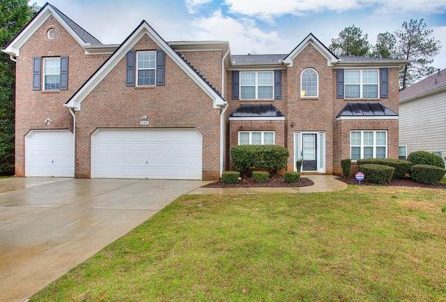322 Cog Hill Drive, Fairburn, GA 30213 (MLS #6683883) :: The Hinsons - Mike Hinson & Harriet Hinson