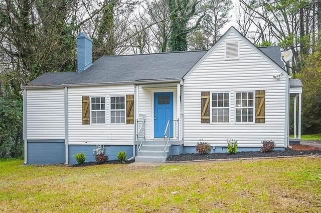 1721 Beechwood Boulevard SW, Atlanta, GA 30311 (MLS #6683885) :: Kennesaw Life Real Estate