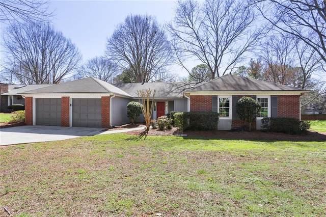 215 Truehedge Trace, Roswell, GA 30076 (MLS #6683893) :: North Atlanta Home Team