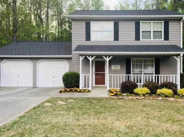 644 Hunters Cove Lane, Loganville, GA 30052 (MLS #6683899) :: The Hinsons - Mike Hinson & Harriet Hinson