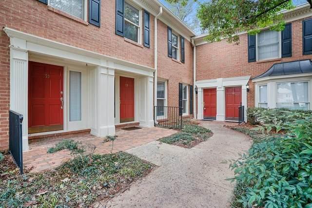 58 Mount Vernon Circle, Atlanta, GA 30338 (MLS #6683911) :: The Hinsons - Mike Hinson & Harriet Hinson