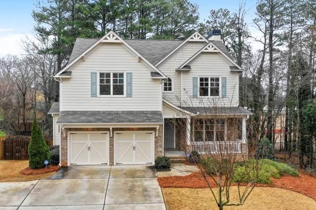 98 Mountain View Road NW, Marietta, GA 30064 (MLS #6683931) :: North Atlanta Home Team
