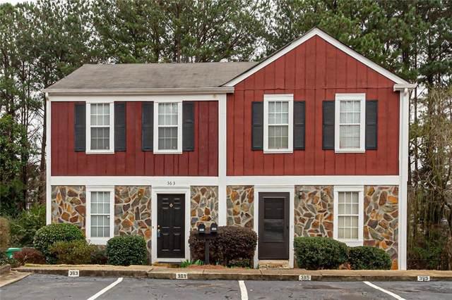 363 Oak Harbor Trail, Marietta, GA 30066 (MLS #6683943) :: North Atlanta Home Team