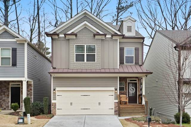 2393 Whispering Drive NW, Kennesaw, GA 30144 (MLS #6683945) :: Kennesaw Life Real Estate