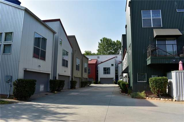 241 Maynard Terrace SE #31, Atlanta, GA 30316 (MLS #6683955) :: The Hinsons - Mike Hinson & Harriet Hinson