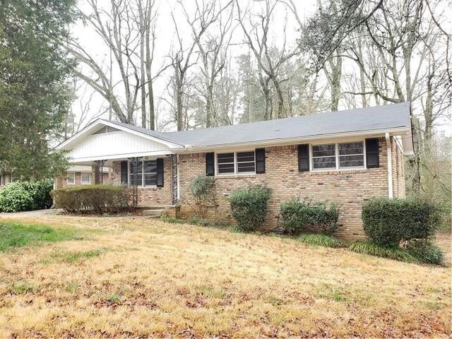 1714 Gloucester Way, Tucker, GA 30084 (MLS #6683957) :: The Butler/Swayne Team