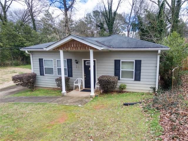 674 Parker Avenue, Decatur, GA 30032 (MLS #6683975) :: RE/MAX Prestige