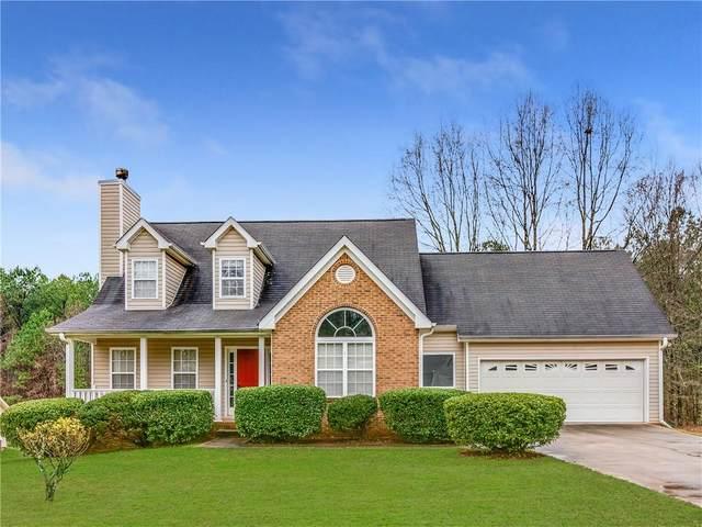 1520 Brush Creek Drive, Monroe, GA 30655 (MLS #6683991) :: The Heyl Group at Keller Williams