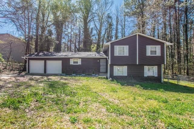 2380 Fairway Circle SW, Atlanta, GA 30331 (MLS #6684024) :: Kennesaw Life Real Estate