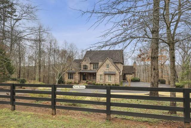 411 River Bluff Lane, Ball Ground, GA 30107 (MLS #6684027) :: The North Georgia Group