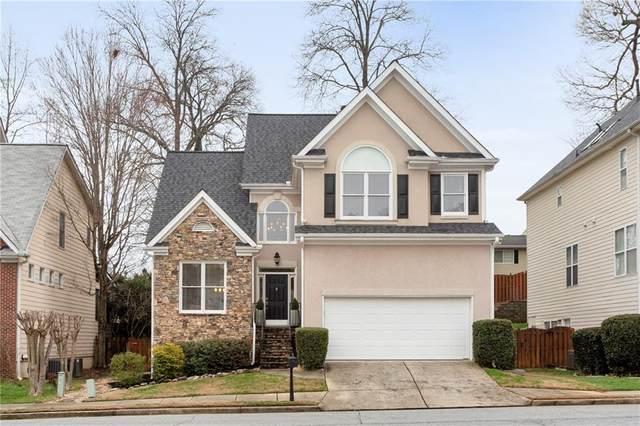 2231 Wayside Drive NE, Brookhaven, GA 30319 (MLS #6684038) :: North Atlanta Home Team
