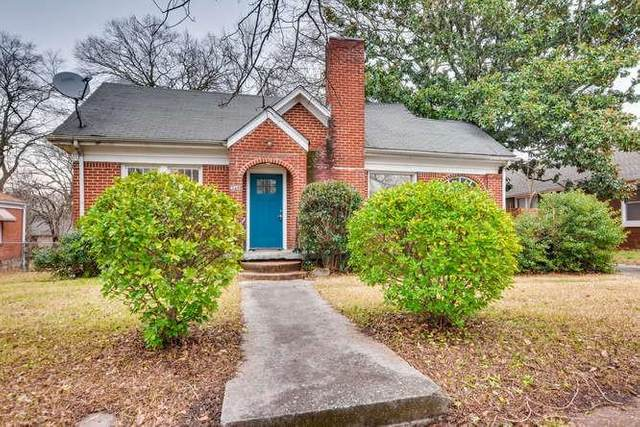 1752 Melrose Drive SW, Atlanta, GA 30310 (MLS #6684039) :: RE/MAX Paramount Properties