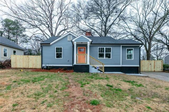 1731 Madrona Street NW, Atlanta, GA 30318 (MLS #6684064) :: Thomas Ramon Realty