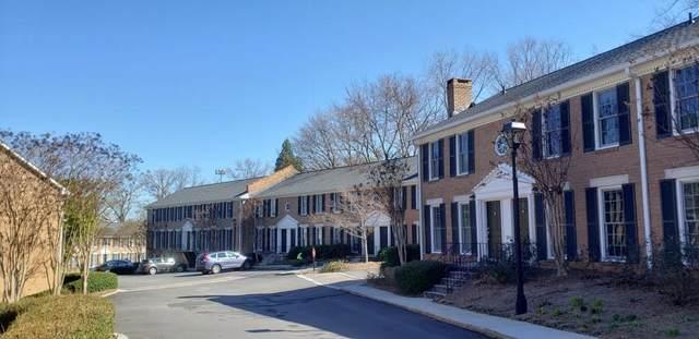 1101 Collier Road V4, Atlanta, GA 30318 (MLS #6684083) :: Good Living Real Estate