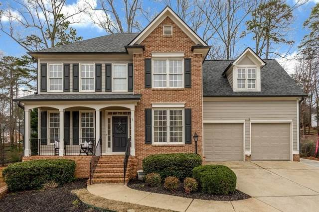 5603 Harbormist Drive, Powder Springs, GA 30127 (MLS #6684093) :: The North Georgia Group