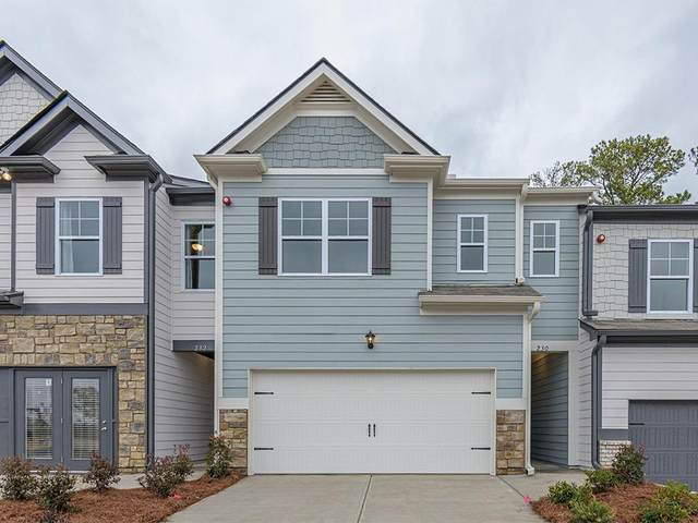 218 Lower Pheasant Lane, Woodstock, GA 30188 (MLS #6684098) :: The Cowan Connection Team