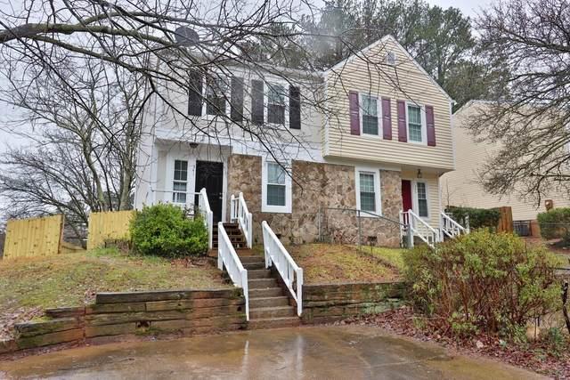 341 W Post Oak Crossing, Marietta, GA 30008 (MLS #6684109) :: North Atlanta Home Team