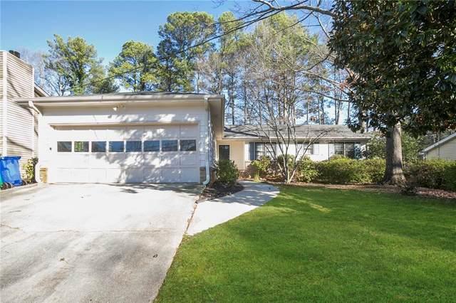 3668 S Marlborough Drive, Tucker, GA 30084 (MLS #6684123) :: Team RRP | Keller Knapp, Inc.