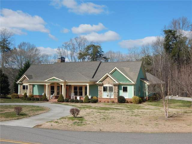 105 Crain Drive, Cumming, GA 30040 (MLS #6684134) :: Charlie Ballard Real Estate