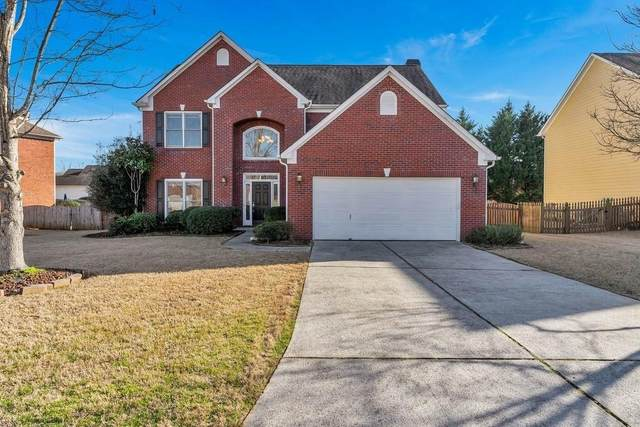 115 Treadstone Overlook, Suwanee, GA 30024 (MLS #6684181) :: Compass Georgia LLC