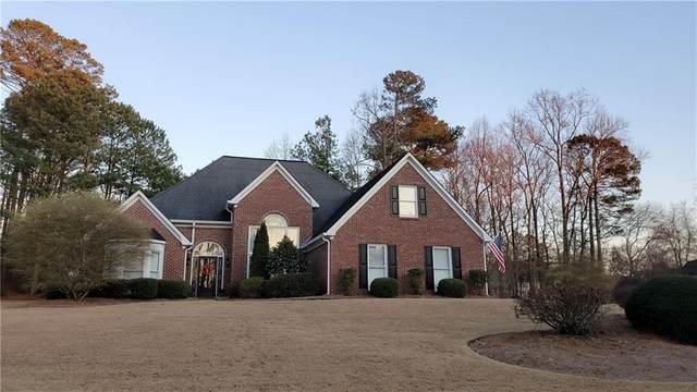 2825 Ashton Tree Court, Dacula, GA 30019 (MLS #6684182) :: Charlie Ballard Real Estate