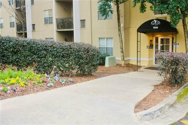 970 Sidney Marcus Boulevard NE #1520, Atlanta, GA 30324 (MLS #6684224) :: Lakeshore Real Estate Inc.