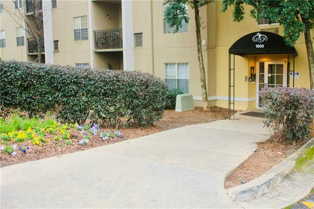 970 Sidney Marcus Boulevard NE #1520, Atlanta, GA 30324 (MLS #6684224) :: The Hinsons - Mike Hinson & Harriet Hinson