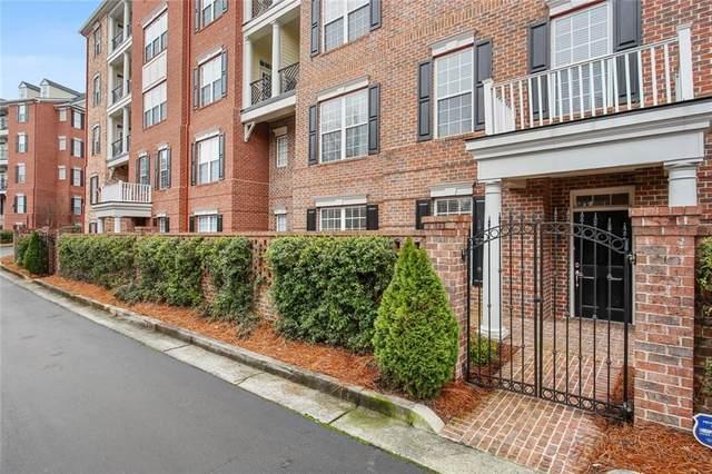 4810 Ivy Ridge Drive SE #102, Atlanta, GA 30330 (MLS #6684234) :: The Hinsons - Mike Hinson & Harriet Hinson
