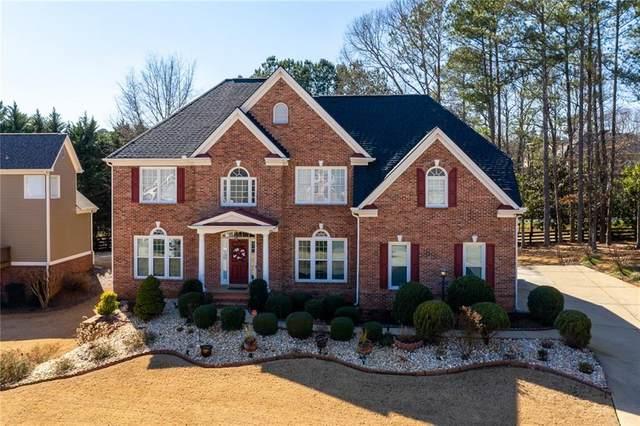 1204 Oakleigh Valley Drive, Powder Springs, GA 30127 (MLS #6684246) :: North Atlanta Home Team