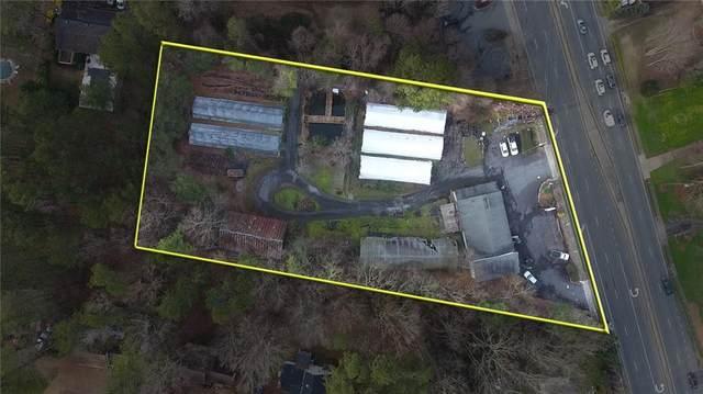 5279 Bells Ferry Road, Acworth, GA 30102 (MLS #6684261) :: Good Living Real Estate