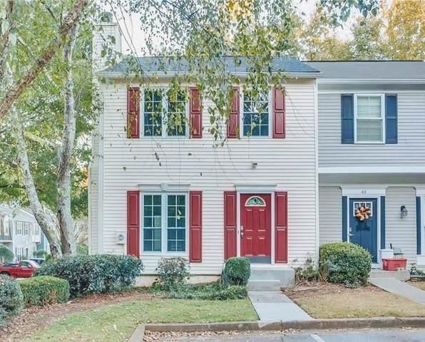 411 Wedgewood Way, Sandy Springs, GA 30350 (MLS #6684267) :: Lakeshore Real Estate Inc.